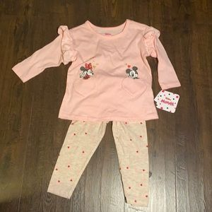 Disney Minnie Matching Set